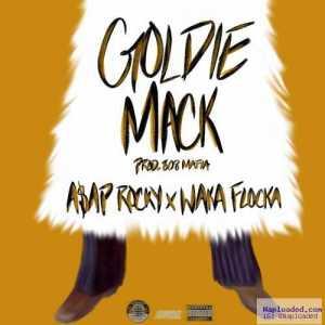 ASAP Rocky - Goldie Mack (Preview) Ft. Waka Flocka